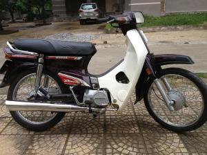 Rental Motorbike Honda Dream