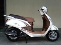 Rental Motorbike Sym Victoria